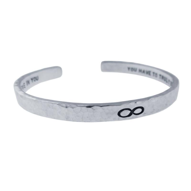 Personalized Bracelet,Skinny Cuff Bracelet,Gold Silver Inspirational Bracelet,Engraved Bracelet,Monogram Bracelet