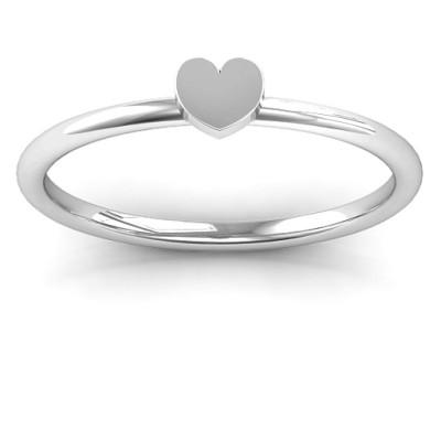 Heart Stackr Ring